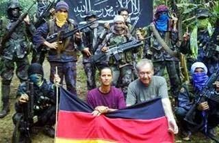 菲恐怖分子要求庞大的赎金,否则將斩首一名德国人质。
