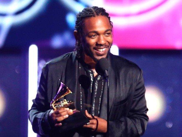 饶舌男歌手Kendrick Lamar