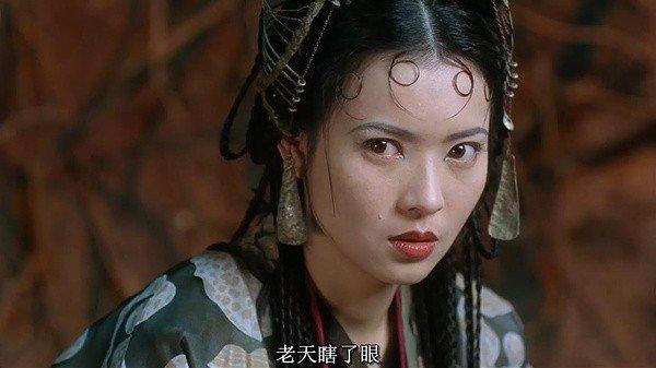蓝洁瑛曾饰演蜘蛛精春三十娘。
