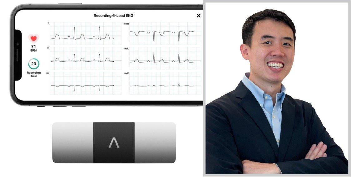 """BioD Medica创办人兼首席执行员李建认为,居家心电图装置的角色就像是体温计一样,每家每户都需要。""""心脏病是全球头号杀手,而且逐渐趋向年轻化。"""""""