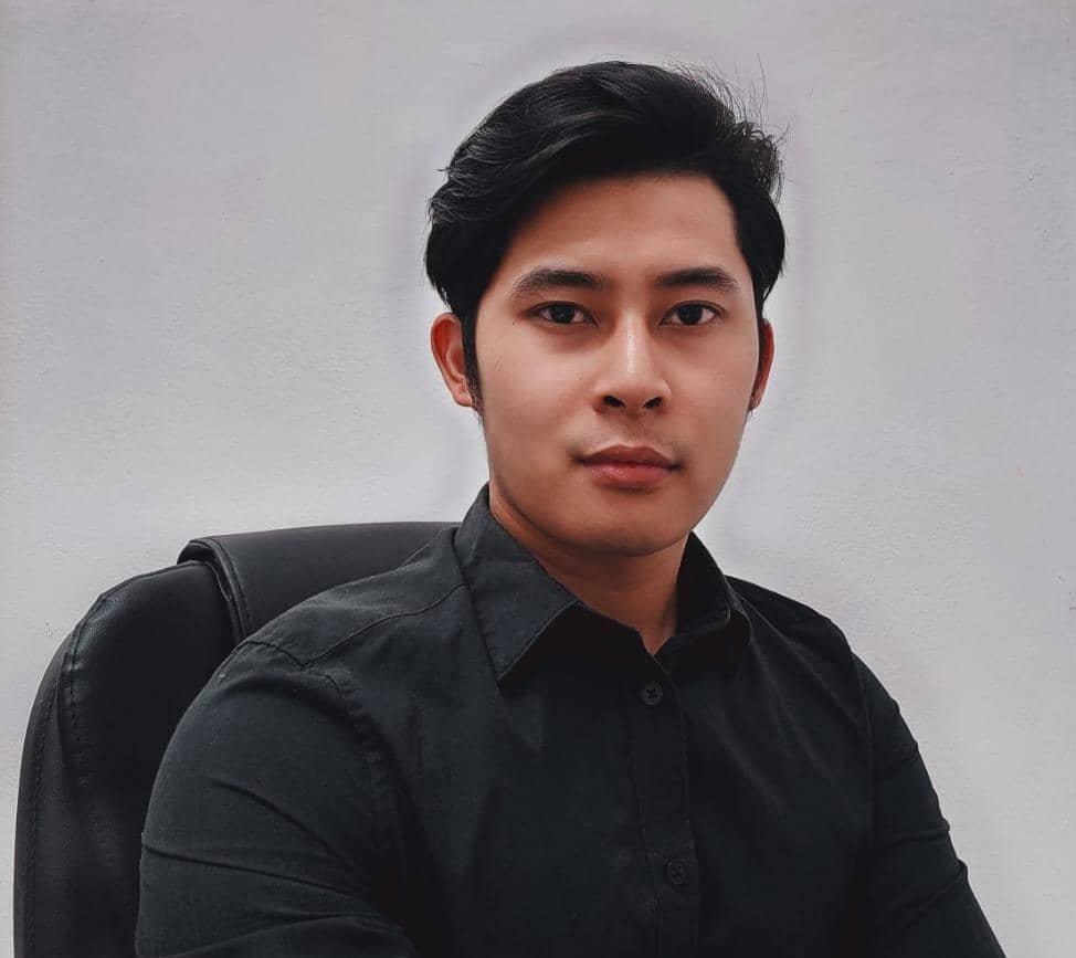 电竞公司Anonymoz Gaming经理莫哈末丹尼尔(Muhammad Danial Haikal Mohd Fauzi)