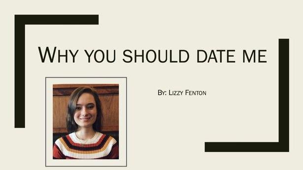 女大生製PowerPoint示愛 獲男方冷淡回應