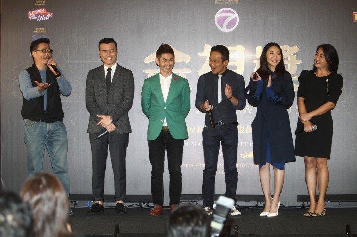 《假面》入圍7獎項 王峻獲金視獎5提名