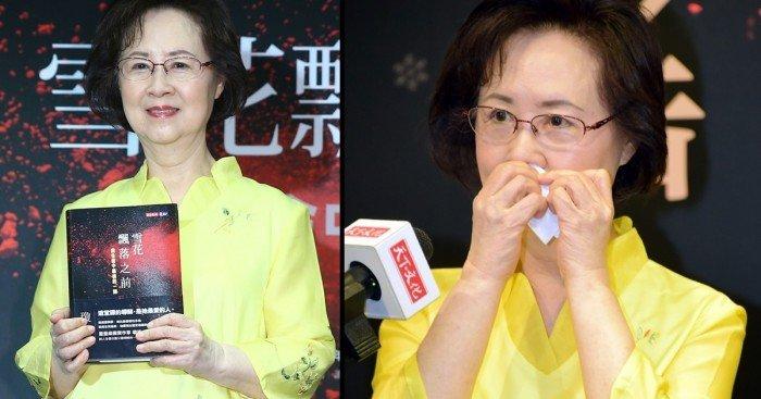 宣布65本著作脫離皇冠 瓊瑤反悔再出書