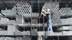 隨著多项大型基建项目陆续开跑,预料带动钢铁需求量在今年第3季逐步復甦,进而支撑建材股表现。