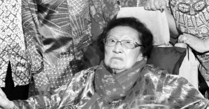 林梧桐夫人潘斯里李金花逝世