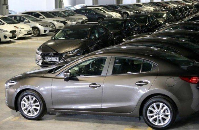 新国私召车与德士市场饱和 4000余辆车无人租用