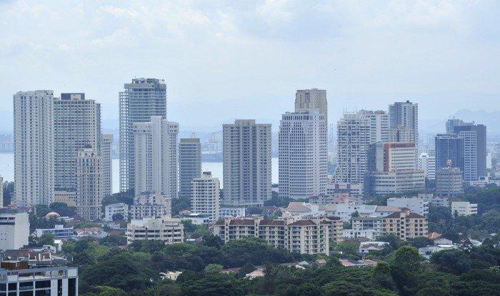 檳51房價下跌 公寓類型最多