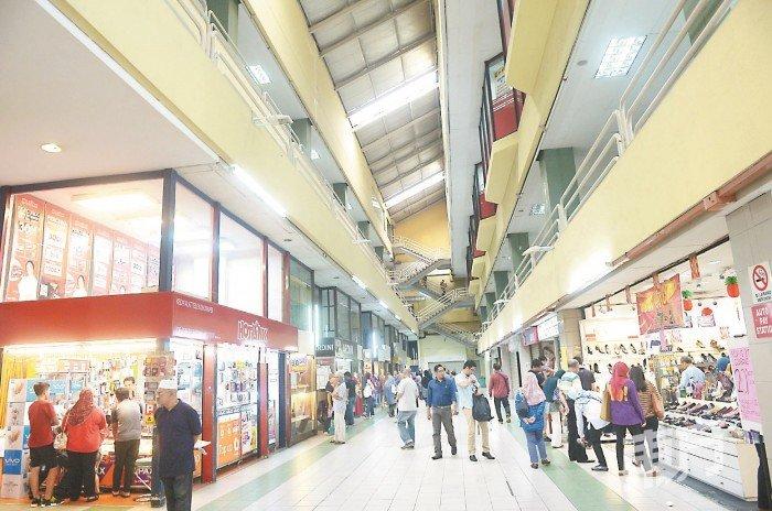 安邦購物中心結業 業者民眾不捨