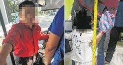 新加坡SMRT一名司機,因要求小童付車資不果而擺駛,引起新國网民議論。