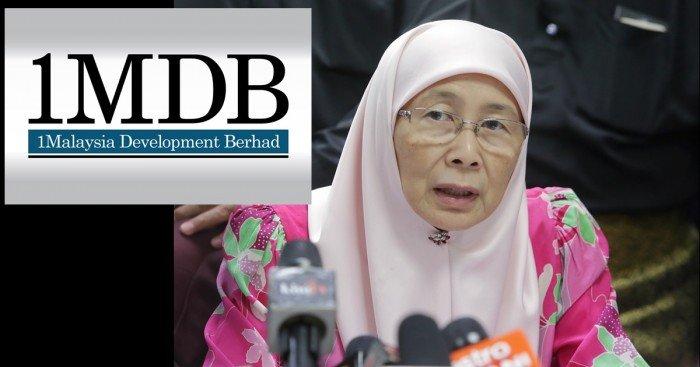 旺姐宣佈希联等数党 9月举办有关1MDB和平集会