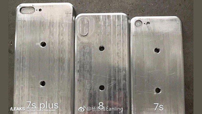 网传iPhone 8已开模 外泄照曝光