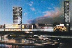 檳城交通綜合總站第一期發展計劃將在2017年杪竣工,並預計將可帶動周遭經濟發展。