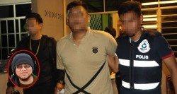 在5月23日至26日期間,警方分別在霹靂、吉打、吉蘭丹與雪州展開4次逮捕行動,逮捕6名大馬IS分子歸案。小圖為弗哈爾奧瑪。