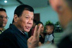 菲律賓總統杜特蒂
