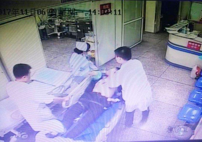 醫生15000次按壓 心臟驟停男子奇跡生還
