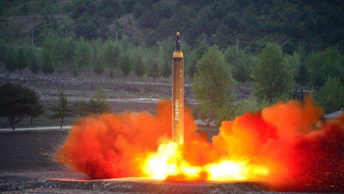 俄媒:朝鲜准备试射长程飞弹 可直达美国西岸