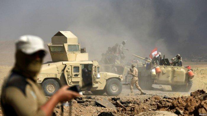 耗费10天 伊拉克成功收復IS重镇
