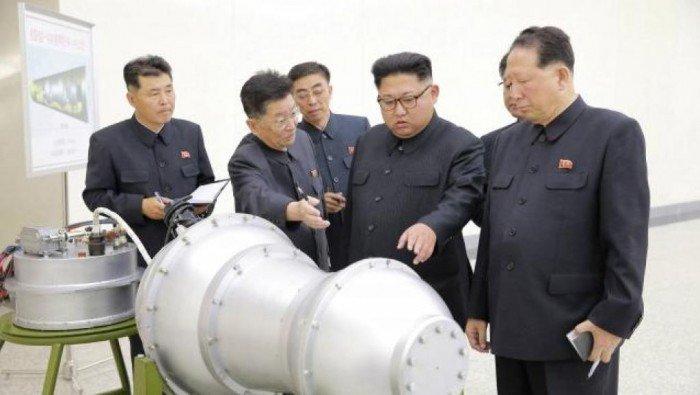 试爆氢弹为「和平」 朝鲜谴责制裁