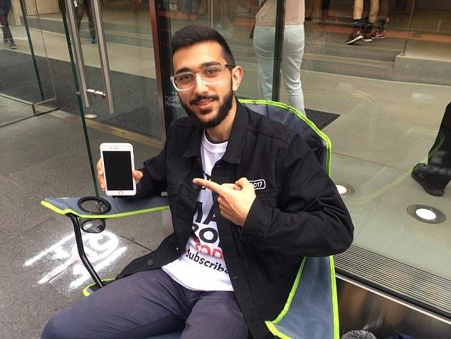 新iPhone未发佈 澳洲超级果迷已霸头位