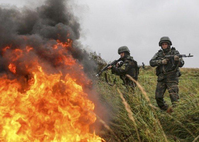 俄国武装直升机失误 朝平民开火伤2人