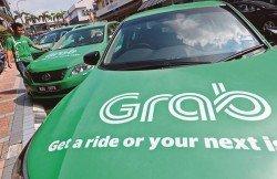 Grabcar自2016年4月正式登陸新山,與另一私人電召車服務公司Uber在新山一帶分庭抗禮。