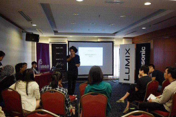 向东南亚知名电影人取经 学电影 作交流