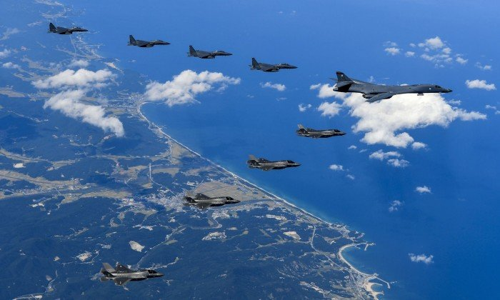 朝外长:美国向朝鲜宣战