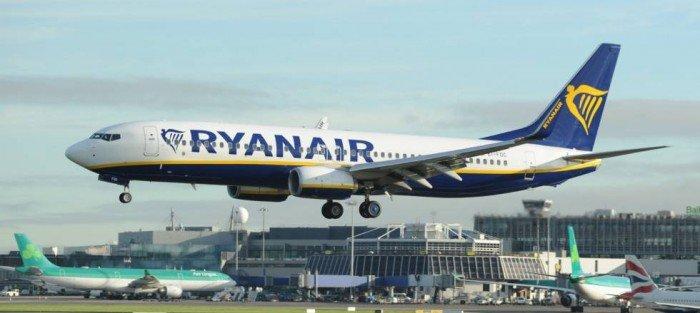 瑞安航空再宣布取消航班 1.8万班飞机逾40万乘客受影响