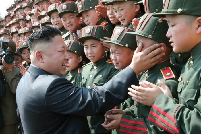 朝鲜人民挺金正恩 一周內500万人从军