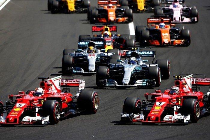 2019賽季F1規則又改 燃油上限增加5公斤