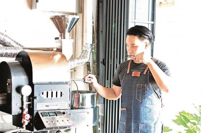 【新鮮事】獨立咖啡嘉年華 烘豆師帶你懂咖啡
