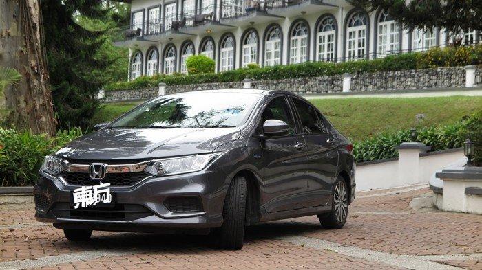 【汽車】Honda City Sport Hybrid i-DCD 吃得少跑得遠