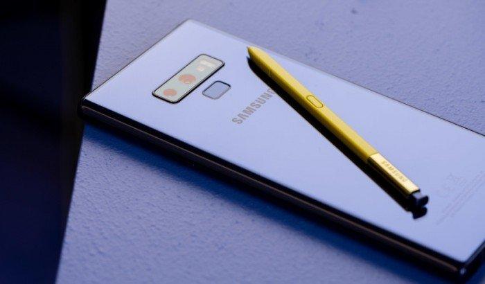 三星發布Note 9 最大亮點是S Pen