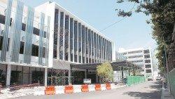 耗資2億令吉的北海專科醫院擴建工程正如火如荼興建中,並將分階段竣工。