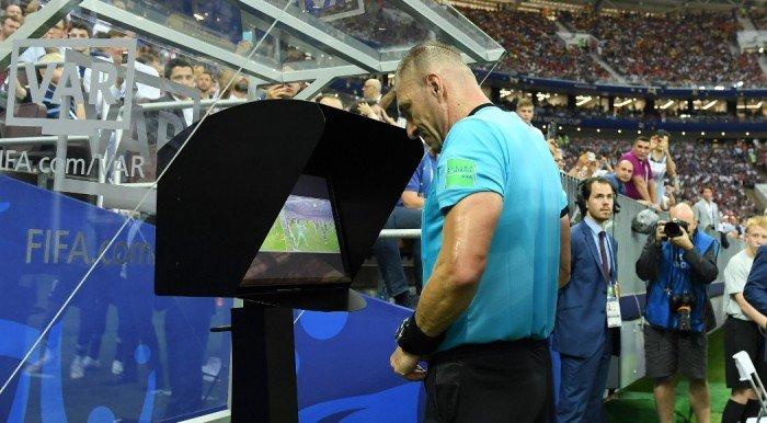 八強開始啟用 歐冠或引進VAR技術