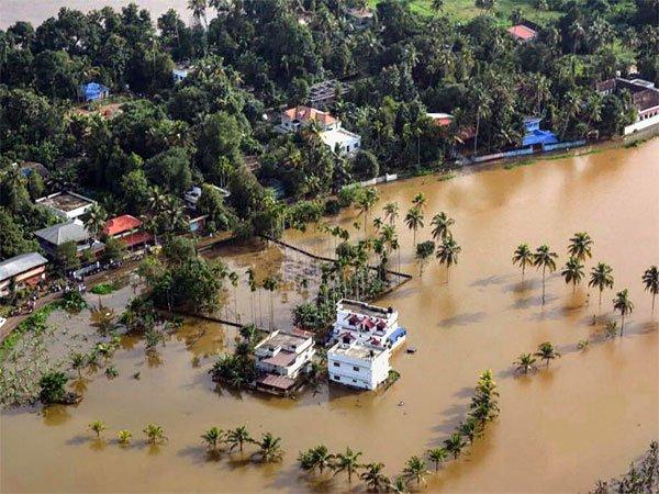 印度大水災與人道救援