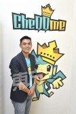 李維澤曾做過遊戲開發與數碼行銷,他結合過往經歷,創立了遊戲化數碼行銷CheQQme手機應用程式。(攝影:伍信隆)