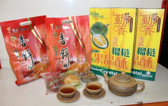 【創意拓藍海】「勤香」創新馬蹄酥 水果口味拴住味蕾