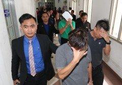 3名華裔男子因賄賂而被在反貪委員會提控,其中一名被告承認有罪,被判坐牢7天,罰款1萬令吉。(攝影:劉維傑)