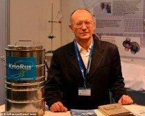 俄羅斯天才科學家皮丘金。