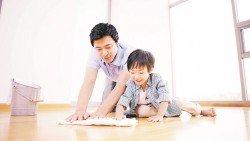 做家務可以讓孩子意識到自己是家庭中的重要一員,也應該為這個家庭盡應有的義務。