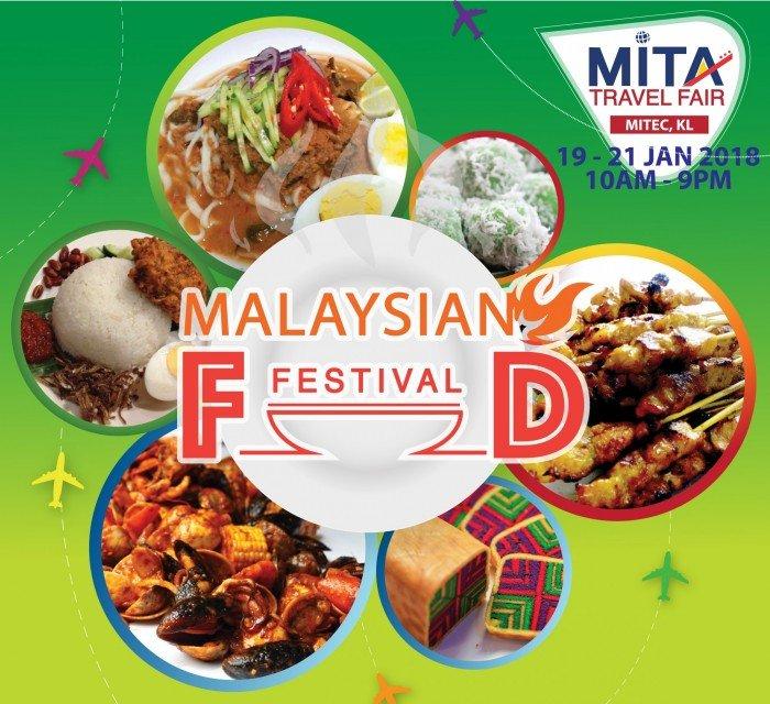 【市場快訊】MITA旅游展美食嘉年华 汇聚全马各州道地美食