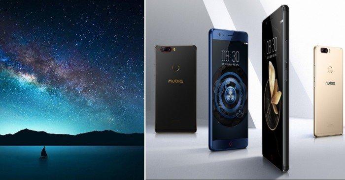 【市場快訊】nubia可拍星星的手機 足壇巨星也為其著迷