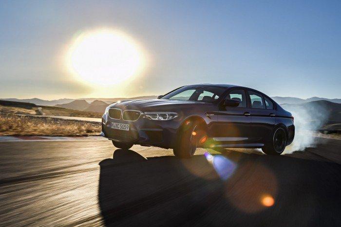 【汽車】最強漂移創世紀 BMW M5