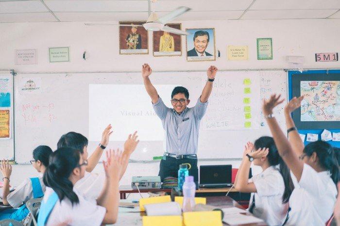 【教育】各界人才走進學堂 致力消弭教育鴻溝