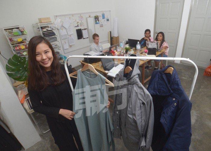【心視野】教難民縫紉 布料零浪費 黃紫君實現良心時尚