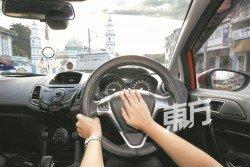 鳴笛聲雖然造成困擾,但必要時還是需要用來提醒駕駛者,以避免意外發生。(攝影:李家俊)