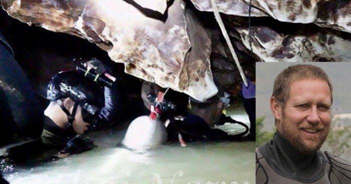 救出最后一名少年后 澳洲医生接获丧父噩耗
