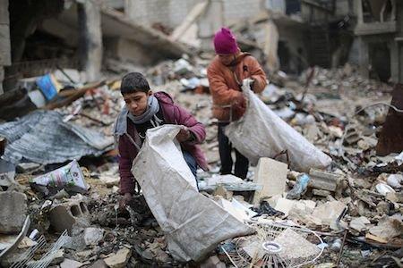 敘利亞內戰──再戰德拉